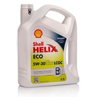 Oli Shell Helix ECO Sae 5w/30 3,5Liter LCGC Original