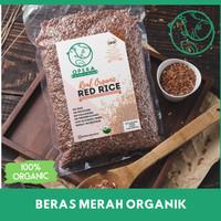 Beras Merah Organik 5 Kg Opera Organic Red Rice Sehat Diabetes