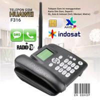 Telepon GSM Rumah Kantor - Telp Telpon Telephone Phone GSM SimCard FWP