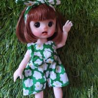 baju boneka ukuran 15cm. untuk bjd lati. barbie