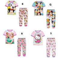 Baju/Piyama Anak Cuddle Me Hello Kitty, Minnie, Sofia, Pokemon