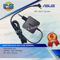 Adaptor Original Asus VivoBook X200 Series 19V 1.75A DC 4.0 X 1.35mm