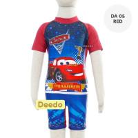 Baju Renang Anak Cowok Cars