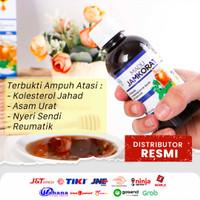 JAMKORAT Madu Racik Obat Herbal Kolesterol Asam Urat Reaksi Cepat