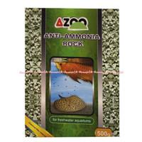 Azoo Anti Amonia Rock Batu Aquarium Akuarium 500gr Filter Akuarium