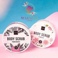 Scarlett Whitening Body Scrub / Lulur Badan