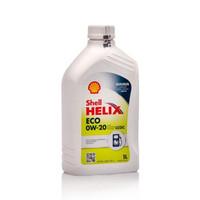 Oli Shell Helix ECO Sae 0w/20 1Liter LCGC Original