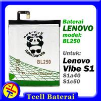 Baterai Lenovo Vibe S1 S1a40 S1c50 BL250 Rakkipanda Batrai BL-250