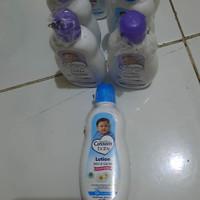 cussons baby body lotion mild n gentle 100ml (biru)