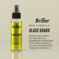 Briller Glass Water Repellent, Melindungi Kaca Dari tetes Air