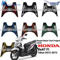 [PO] Karpet Honda BeAT FI 2012 2013 // HBF