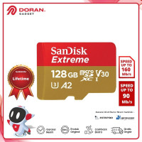 SANDISK EXTREME MICRO SD UHS-I 128GB 90MB/S - MICRO SDHC 128 GB