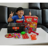 MAINAN BLAST BOX BALLOON EXPLOSION GAME / Memecahkan Balon