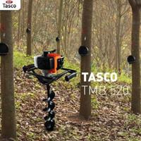 Mesin Bor Tanah Tasco TMB 520 Earth Auger Penggali Lobang 2 Tak TMB520