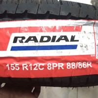 Ban mobil GT Gajah Tunggal maxmiler pro 155R12-12 tubeless 155 R12