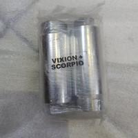 Peninggi Shock-Sambungan Shock Depan Yamaha Vixion Scorpio