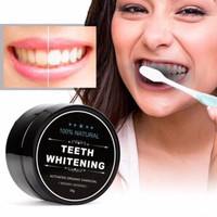 Pemutih Gigi Arang Teeth Whitening Powder Activated Charcoal Carbon
