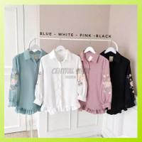 Baju Atasan Blus Tunik Blouse Wanita Terbaru Muslim Terbaru Murah