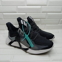 Sepatu Adidas Alphabounce Instinct M Black White