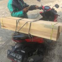 Kayu Pinus papan baru (s4s) 20cm