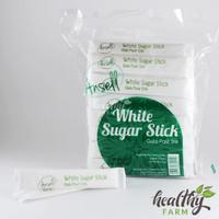Ansell White Sugar Stick / Gula Pasir Stik / Gula sachet 60's