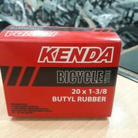 Ban Dalam sepeda Kenda 20 x 1 3/8