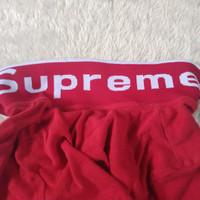 polo shirt by supreme canada (harga cuci gudang)