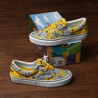 Sepatu Vans Era The Simpsons Itachi Unisex ORI Premium BNIB Import