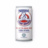 susu steril bear brand 189ml