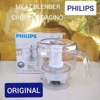 CHOPPER DAGING MEAT CHOPPER BLENDER PHILIPS ORIGINAL HR 2115 2116 2061
