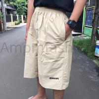 Celana pendek santai pria super JUMBO XXL-XXXXL