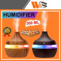Air Humidifier Aromatherapy Pengharum Kamar Tidur Alat Aroma Terapi