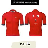Jersey Pas Normal Studios - Baju Sepeda Pasnormal Gowes Roadbike READY