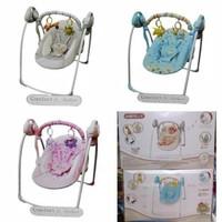 BOUNCER babyelle portable swing ayunan bayi kursi goyang kasur Limite