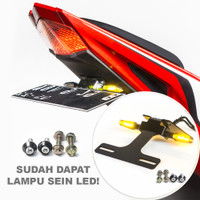 Honda CBR 150R Tail tidy / fender eliminator / sein LED