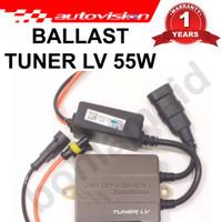 Ballast HID Tuner LV Autovision 55W Xentinum Slim Full AC HID MOBIL