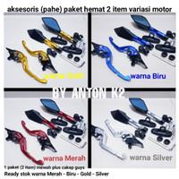 HANDLE REM BRAKE P2 AKSESORIS VARIASI MOTOR CBR 150/CB 150/VIXION DLL