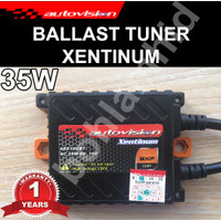 Ballast HID Tuner Autovision 35W Slim Full AC Garansi Resmi 1 tahun