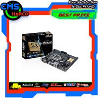ASUS H110M-K (LGA1151, DDR4, SATA3, USB3, V, S, L)