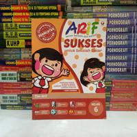 Buku Original Arif sukses kelas 6