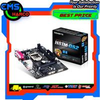 GIGABYTE H81M-DS2 (LGA1150, DDR3, SATA3, USB3, V, S, L)