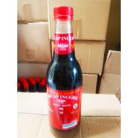 Kecap Inggris Basan Lezat Wangi Worcestershire Sauce 100% Halal