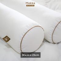 Mokka COFFEE - Guling Microfiber (90x23)
