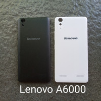 Backdoor Lenovo A6000 A6010 tutup belakang kesing back door casing