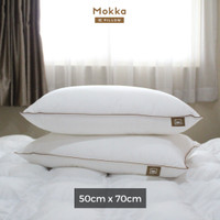 Mokka COFFEE - Bantal Microfiber (50x70)