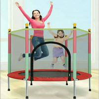 Trampolin Trampoline Anak & Dewasa Fitness Jump