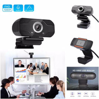 Webcam / Camera Web 1080P FHD / Full HD Mic Video Komputer Web Cam
