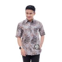 Batik Kurnia - Hem Batik Pria Katun Pekalongan 341
