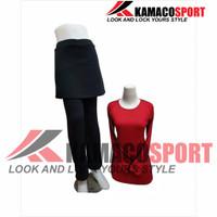 Setelan Baju Olahraga Senam Wanita / Setelan CBR Rok Wanita Terbaru