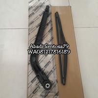 wiper Belakang +Arm Set Toyota Innova Fortuner Original